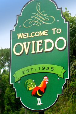 oviedo well and city water treatment softener