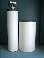 water conditioner and water softener